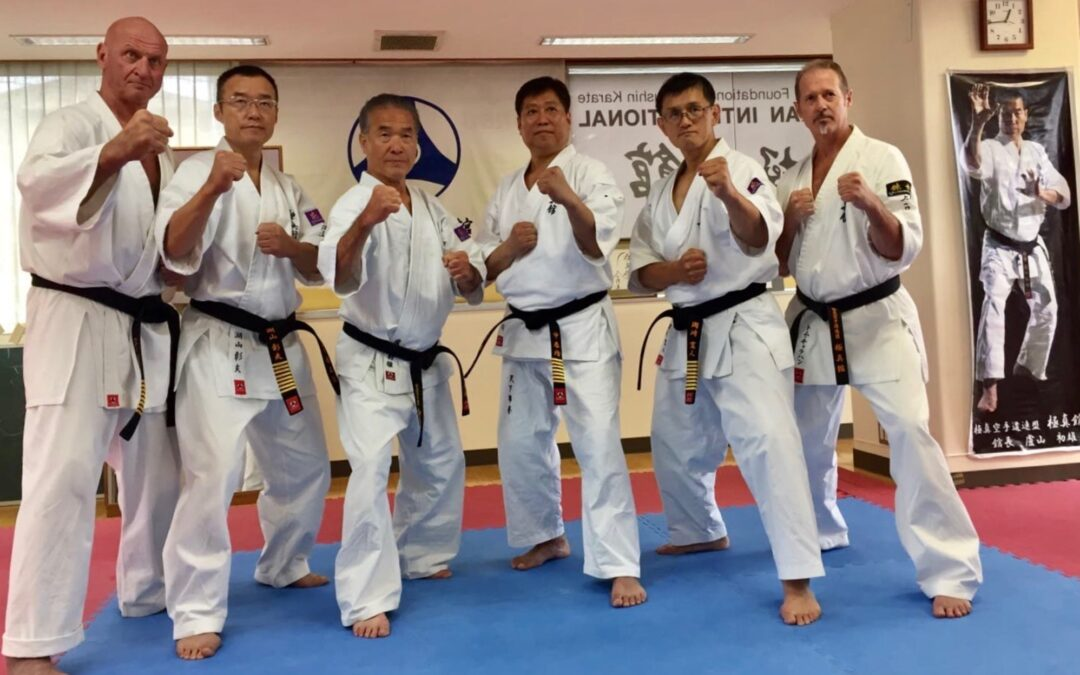 Budo vs. Sport/Competition Karate